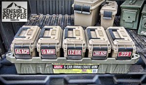MTM Tactical Range Box  Review And Contents