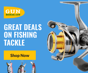 Great Deals on Fishing Tackle